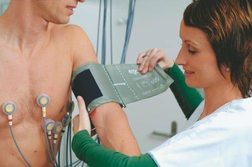 диагностика инфаркта у мужчин