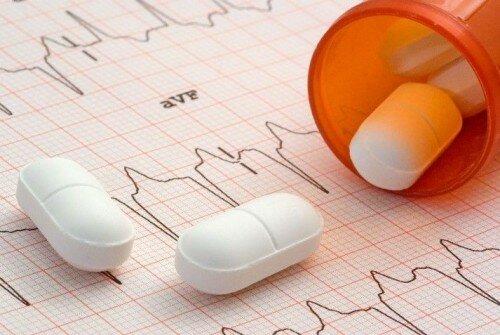 таблетки в лечении высокого пульса