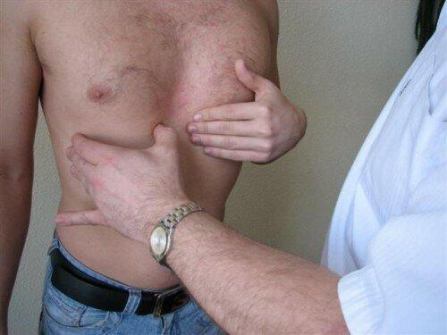 Профилактика грудных болей