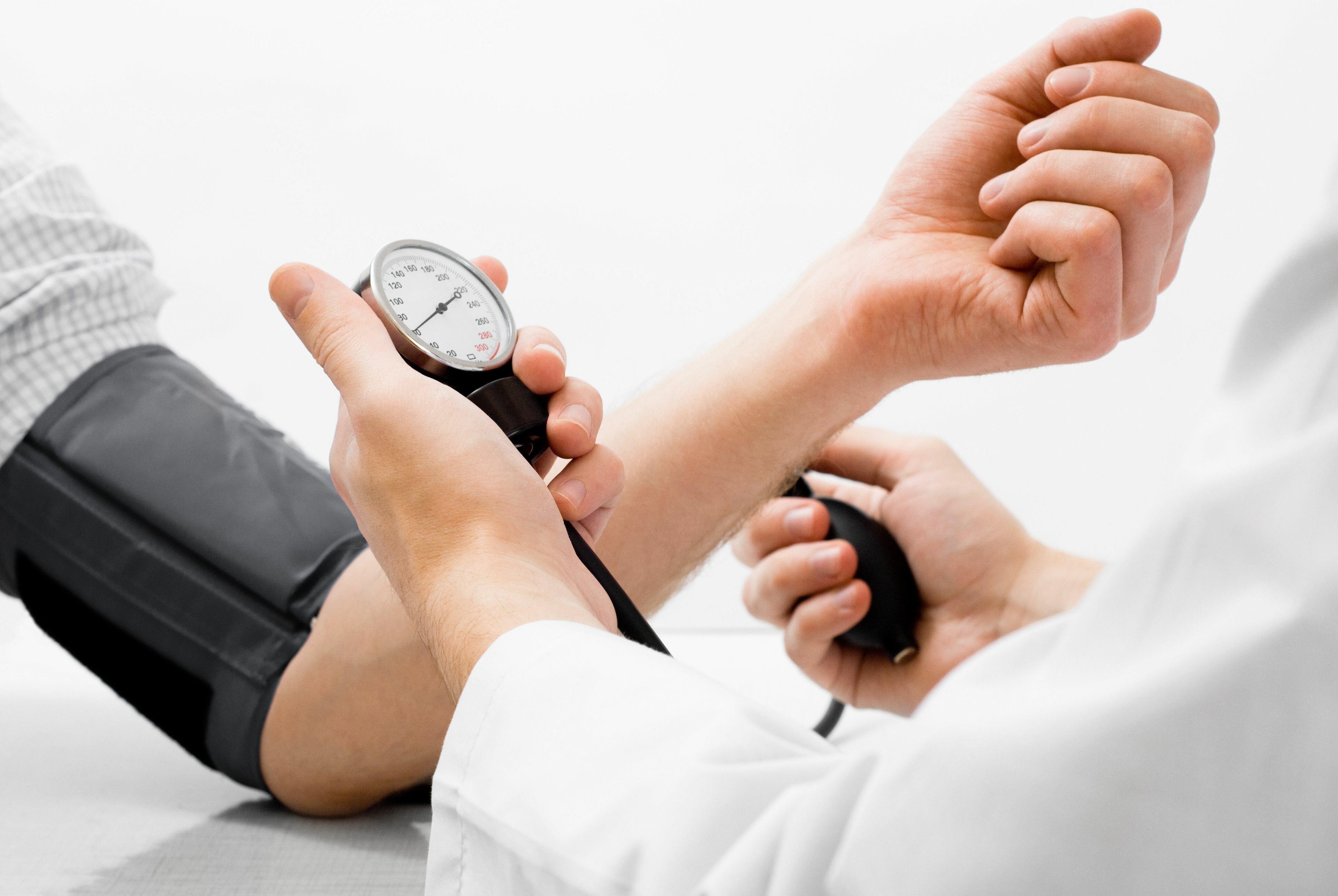 Почему поднимаетса артериальное давление