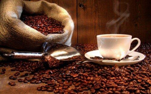 чашка кофе повысит давление