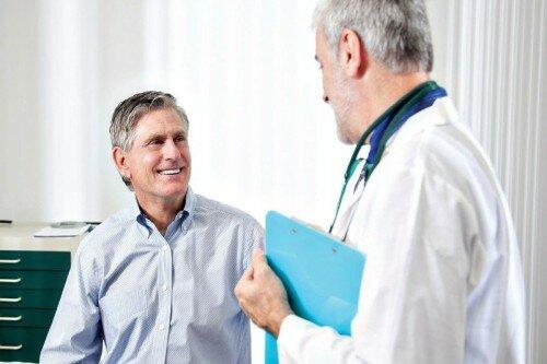 наблюдение у врача повышенного давления