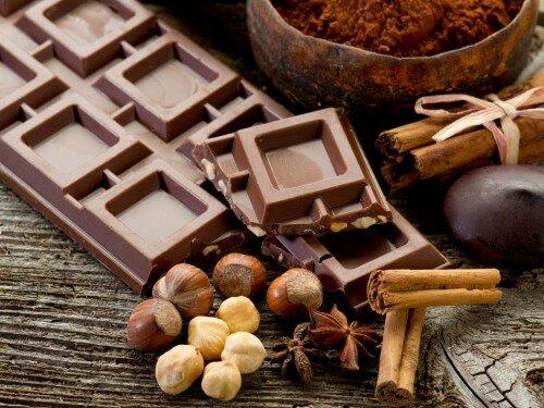 влияние шоколада на давление