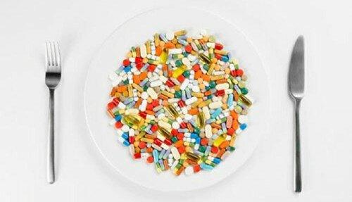 таблетки калия от нарушения обмена веществ