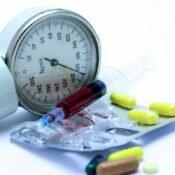 Лекарства для повышения давления у пожилых людей
