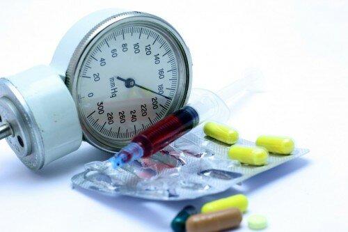таблетки от повышенного давления