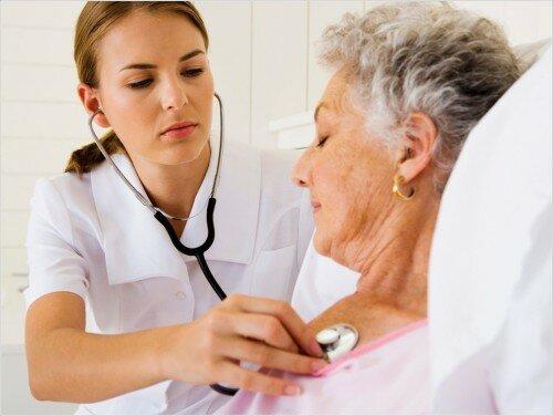 Астматическая форма инфаркта миокарда