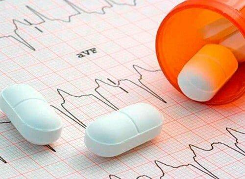 медикаментозное лечение ВСД и гипертонии