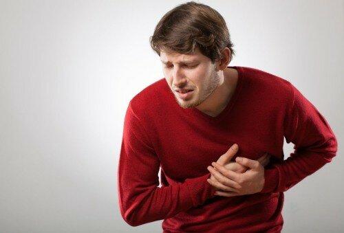 работа, которая может привести к заболеванию сердца