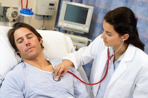 лечение одышки при сердечной недостаточности
