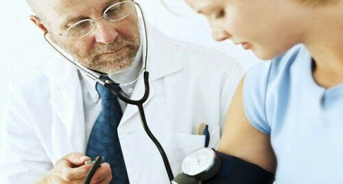 низкое давление у здорового человека