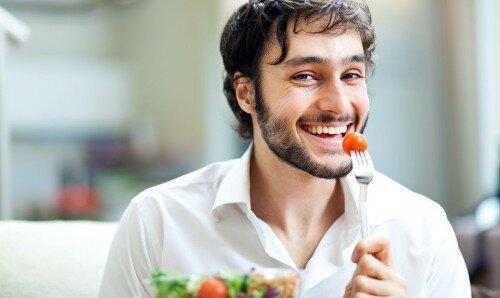 сильная тахикардия после приема пищи