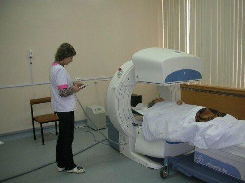 Подготовка к процедуре сцинтиграммы миокарда
