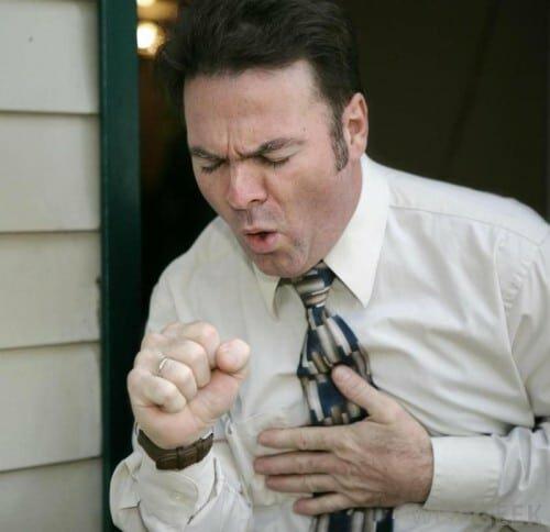 причины сердечного кашля