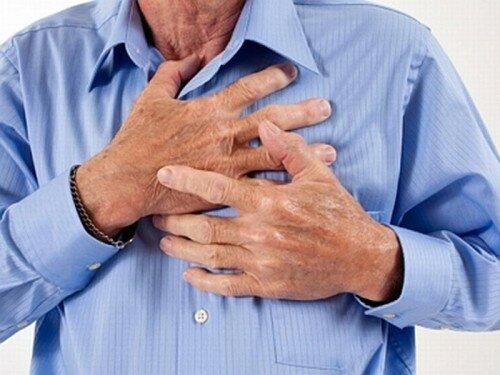 симптомы вазоспастической стенокардии