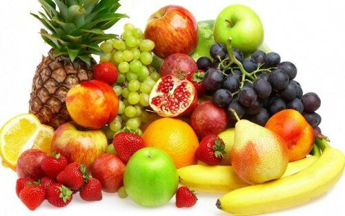 свежие фрукты для лечения холестерина