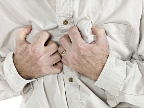 признаки вазоспастической стенокардии