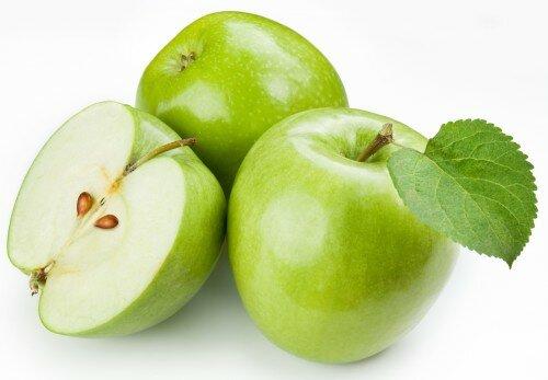 яблоки укрепляют сердечную мышцу